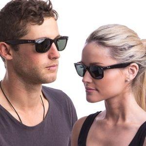 ec6ab08cfd668 Ray-Ban New Wayfarer Classic Tortoise Sunglasses